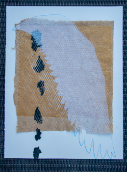 """Uit het tweeluik """"free as a tree"""" 50 x 65 - enkele oplage - beschikbaar/available"""